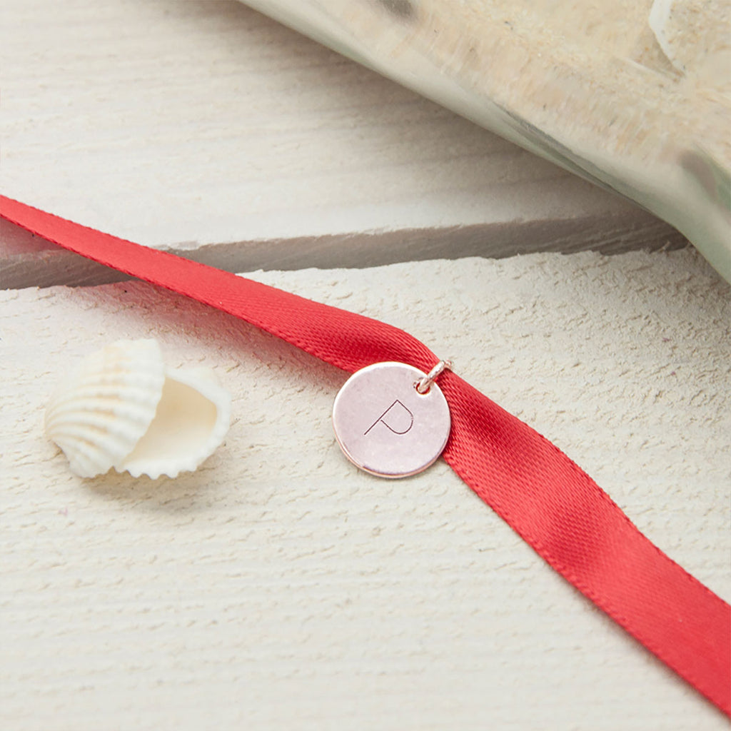 Personalised Message Tied with a Red Ribbon - Oh My Gift
