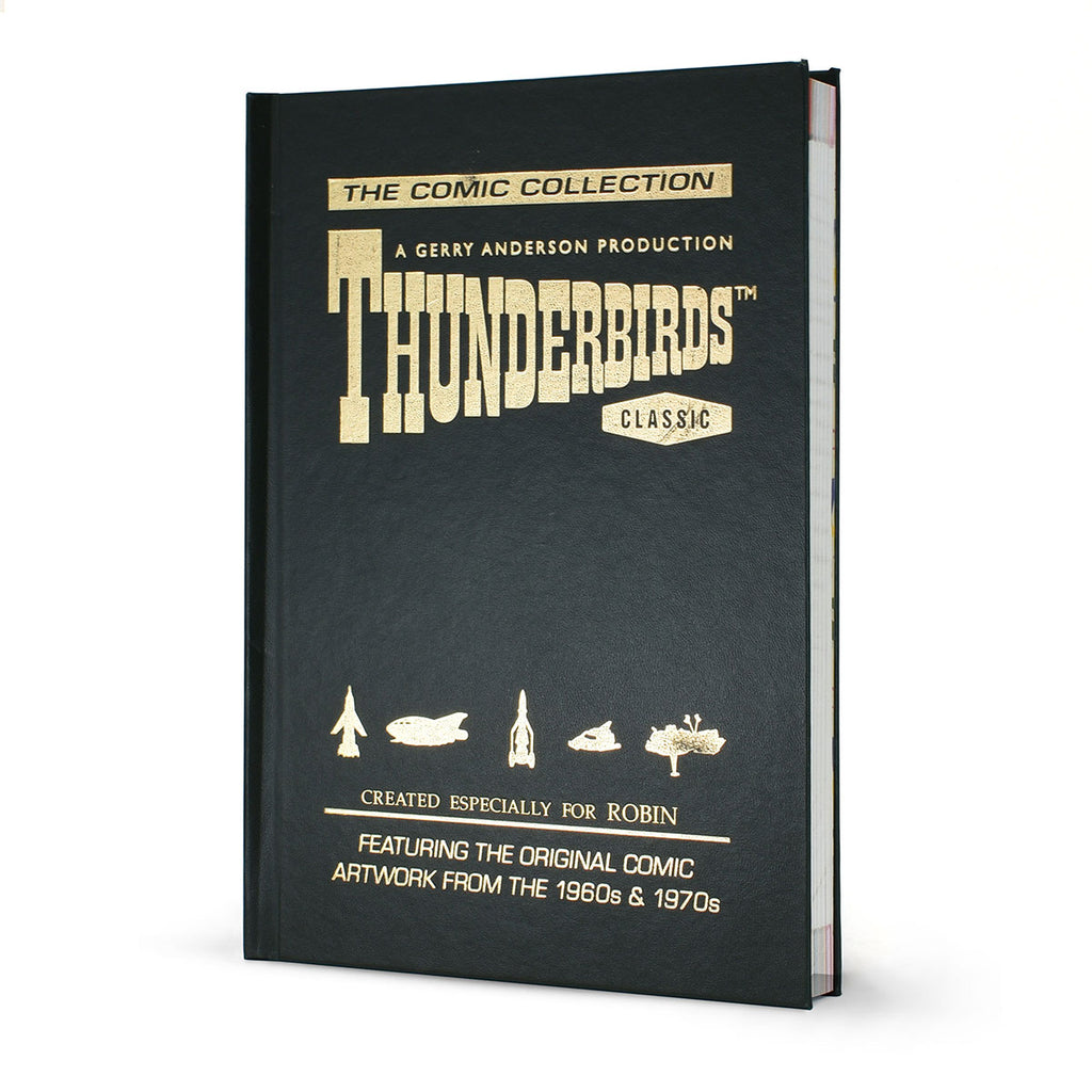 Personalised Thunderbirds Collection Book - Oh My Gift