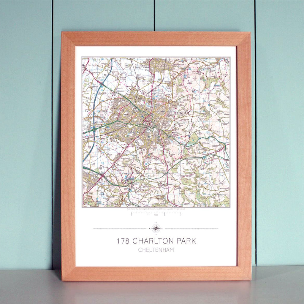 Personalised Your Home Map