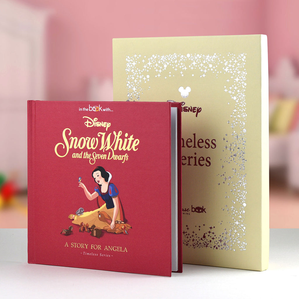 Personalised Disney Snow White Book - Oh My Gift