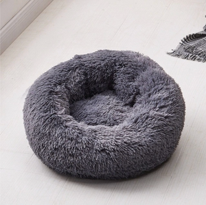 The SnoozePup™ Calming Soothing Pet Bed