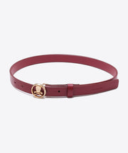 Oval Icon Belt | MEN and WOMEN