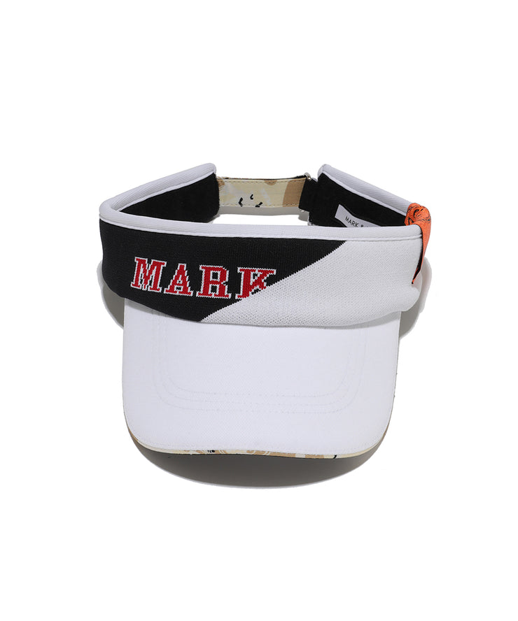 Kane Tech-Fleece Visor | MEN and WOMEN