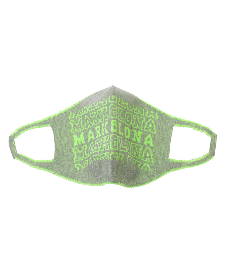 Faded Logo Knit surgical mask | MEN and WOMEN