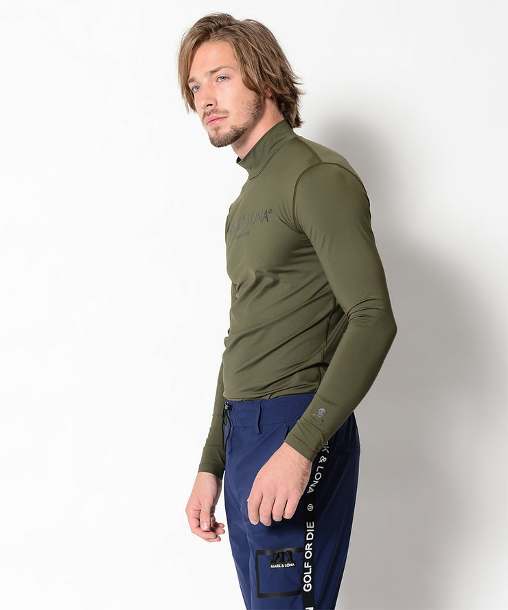 Wonder Compression Mock neck shirts | MEN
