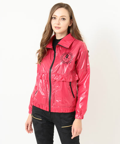 Session Frill Jacket | WOMEN