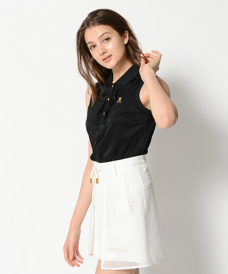 Mercury Frill Polo | WOMEN
