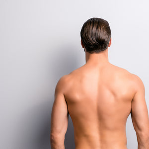 5 Back Hair Removal Basics