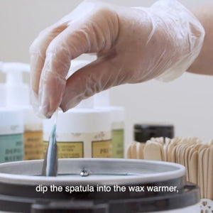 How to Apply Hard Wax