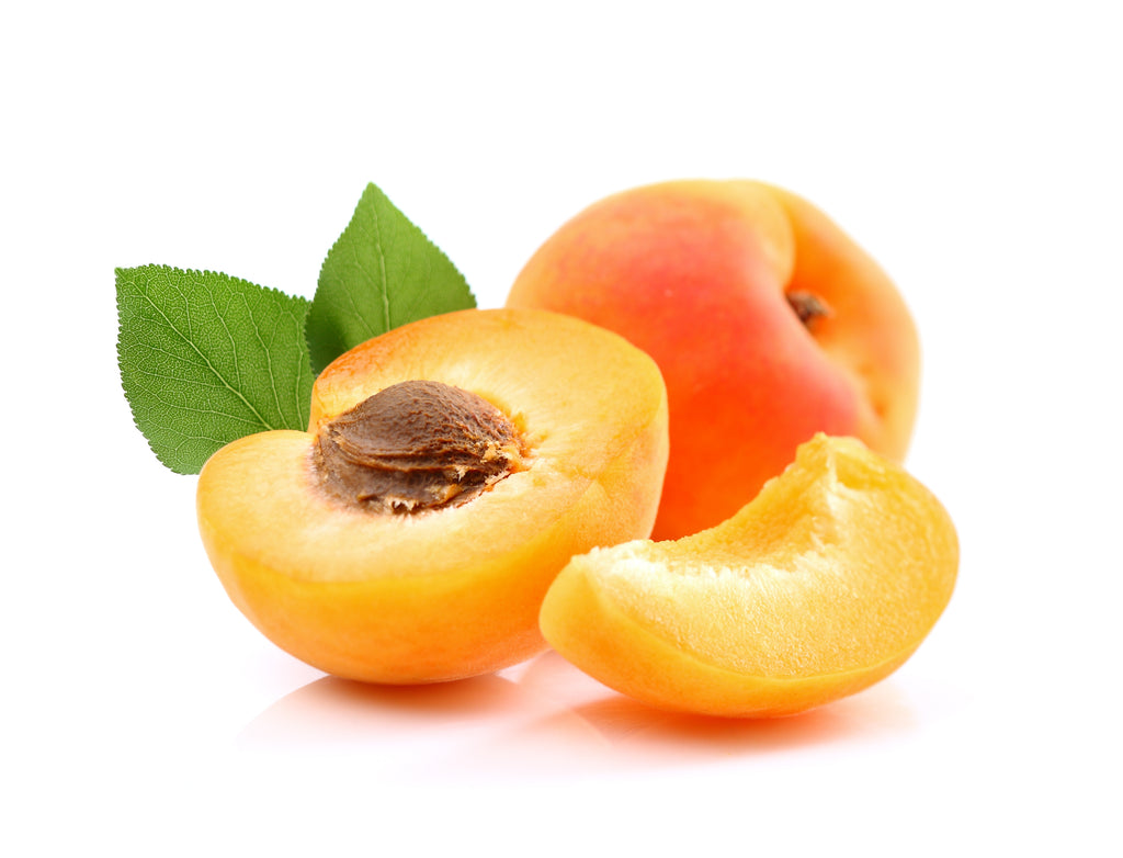 Apricots for Glowing Skin