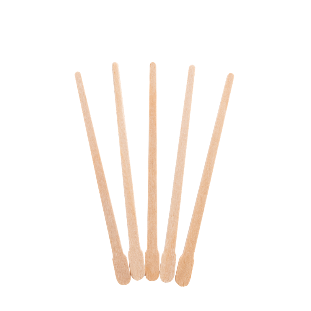 Disposable Eyebrow Wax Spatulas (100)