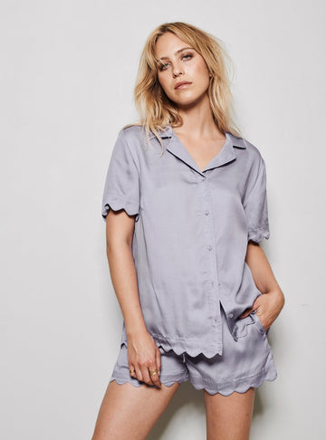 Jane Shirt - Purple