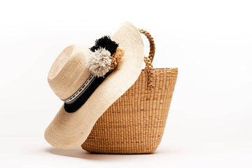 Quinn Wide Brim Hat