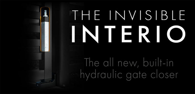 New Invisible Gate Closer from Locinox