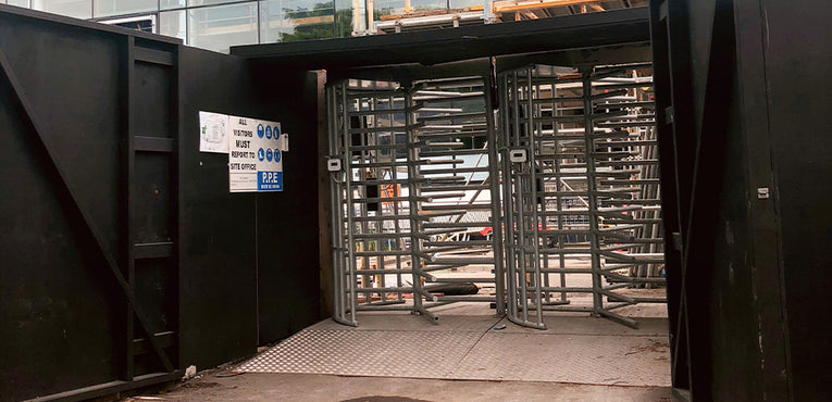 Tristar Turnstiles for a More Secure Site