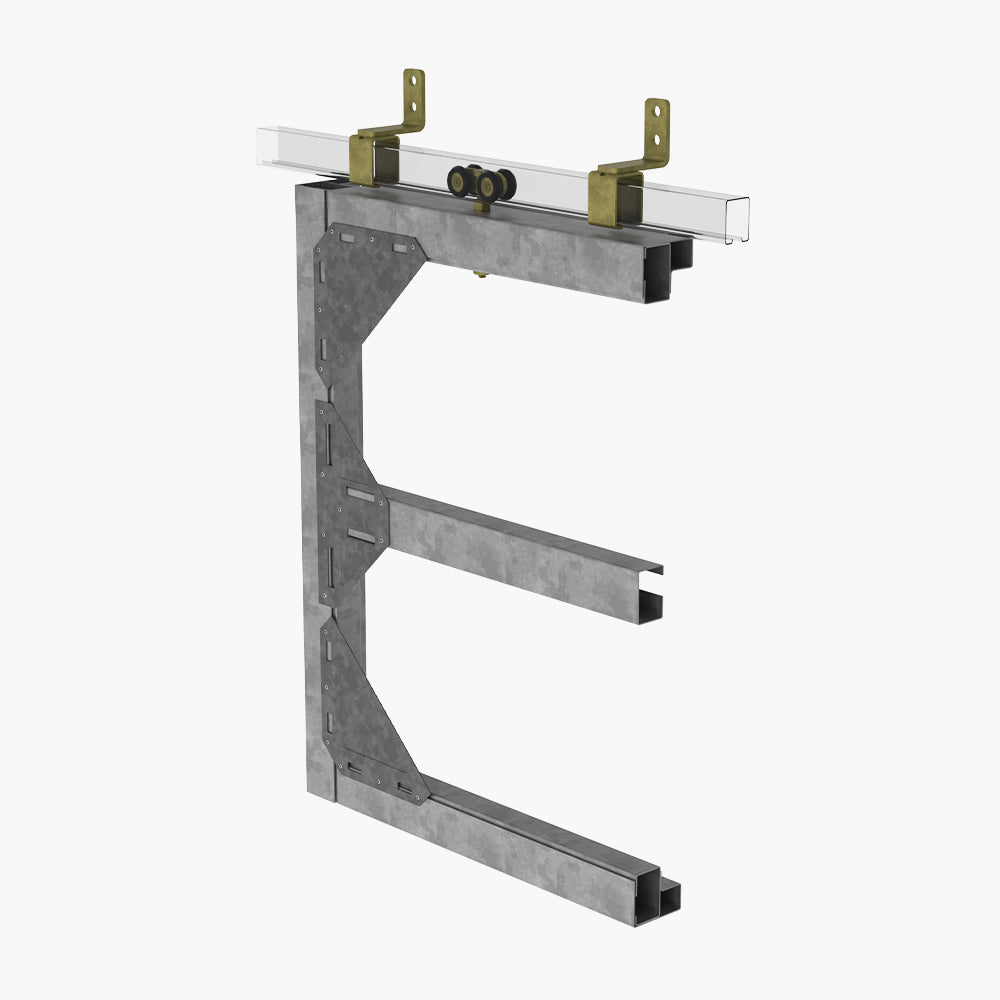 Door Frame Section - Edgesmith
