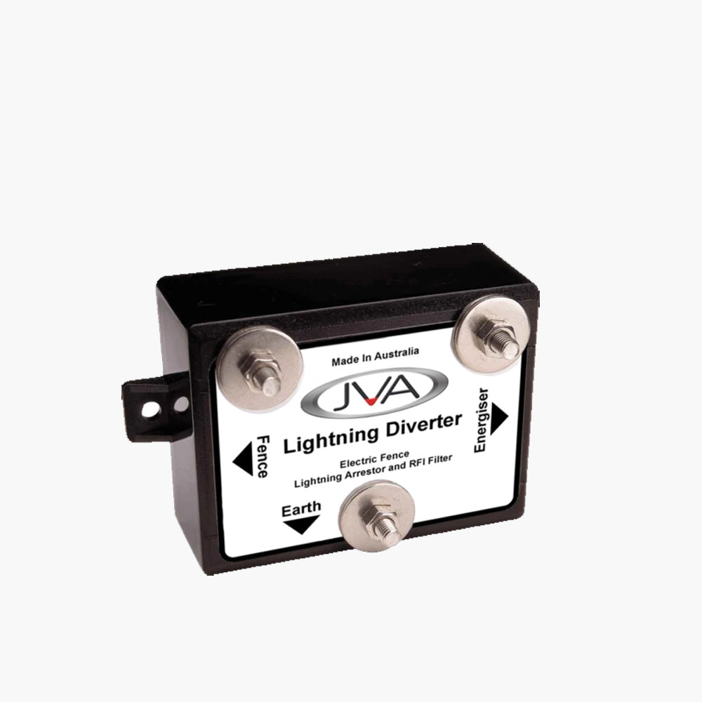Electric Fence Lightning Diverter - Edgesmith
