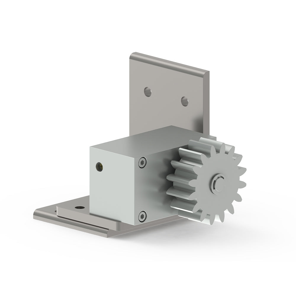 Hydraulic Damper for Sloping Gates - Edgesmith