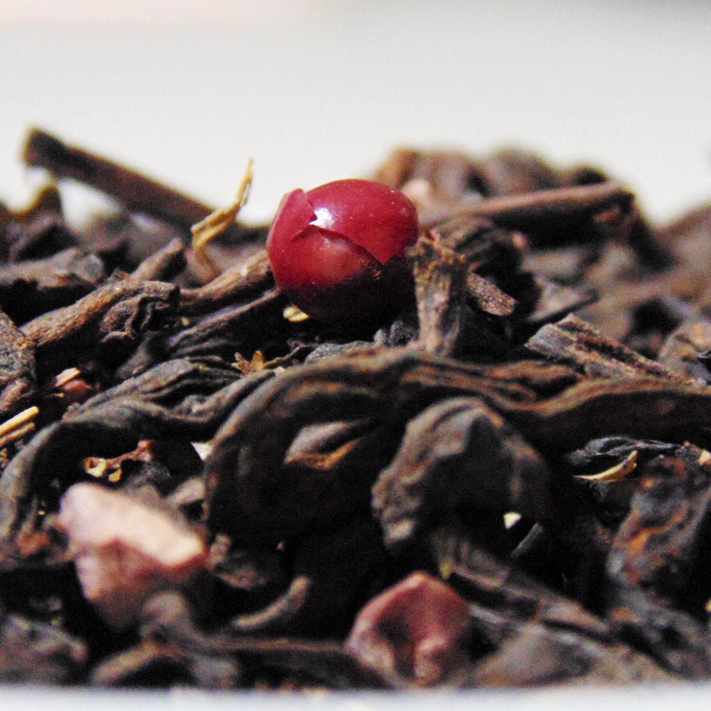 Dark Chocolate Peppermint Puerh (Organic)