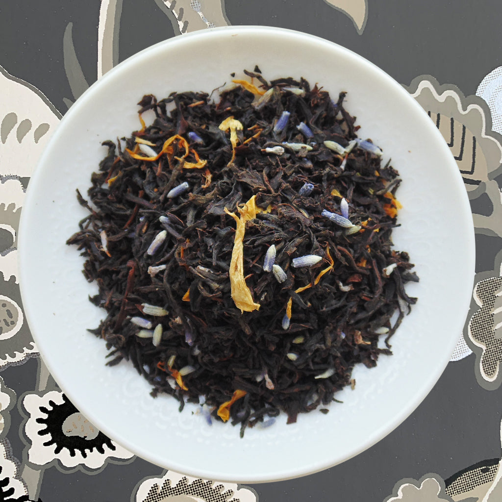 Lavender Double Cream Earl Grey
