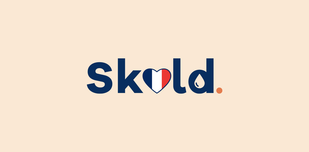 Logo Skold Gourde écologique Made in France