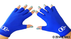 UV Shield Glove ~ ROYAL BLUE
