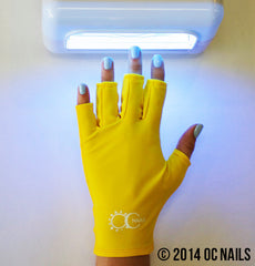 UV Shield Glove ~ SUMMER SOLSTICE