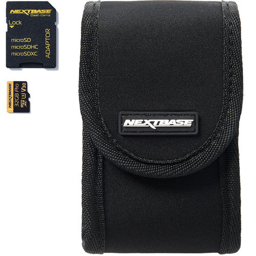 Nextbase 32GB U3 Go Pack