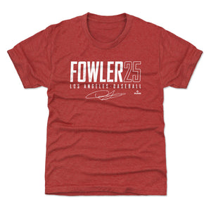 Dexter Fowler Kids T-Shirt | 500 LEVEL
