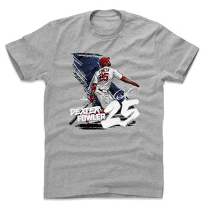 Dexter Fowler Men's Cotton T-Shirt | 500 LEVEL