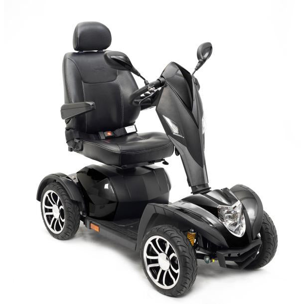 "Cobra GT4 Mobility Scooter with 22"" Captain's Seat"