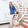 New Freecurve Custom Stair Lift - A single rail system for every staircase