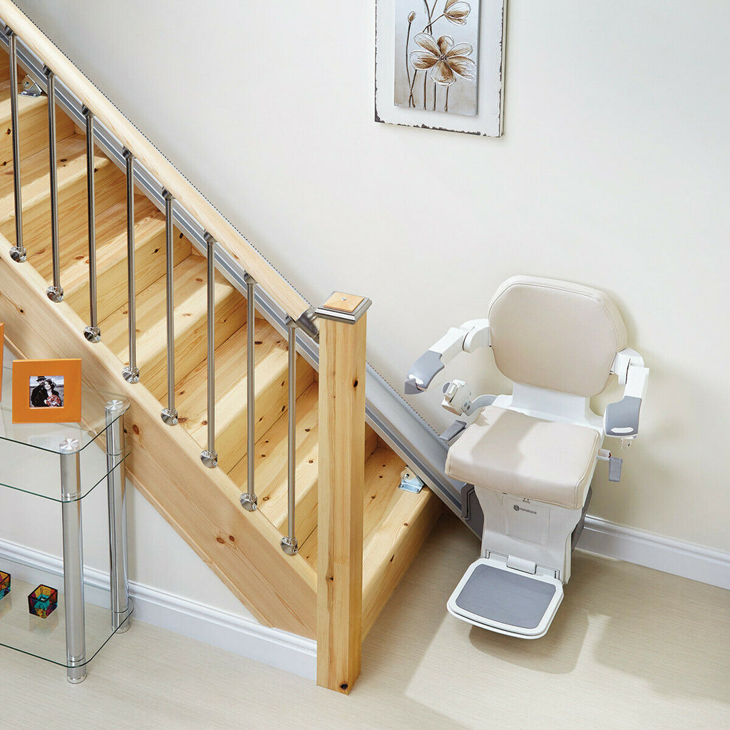"Xclusive Stair Lift complete up to 93"" of Rail with Free Fedex Delivery (while supplies last)"