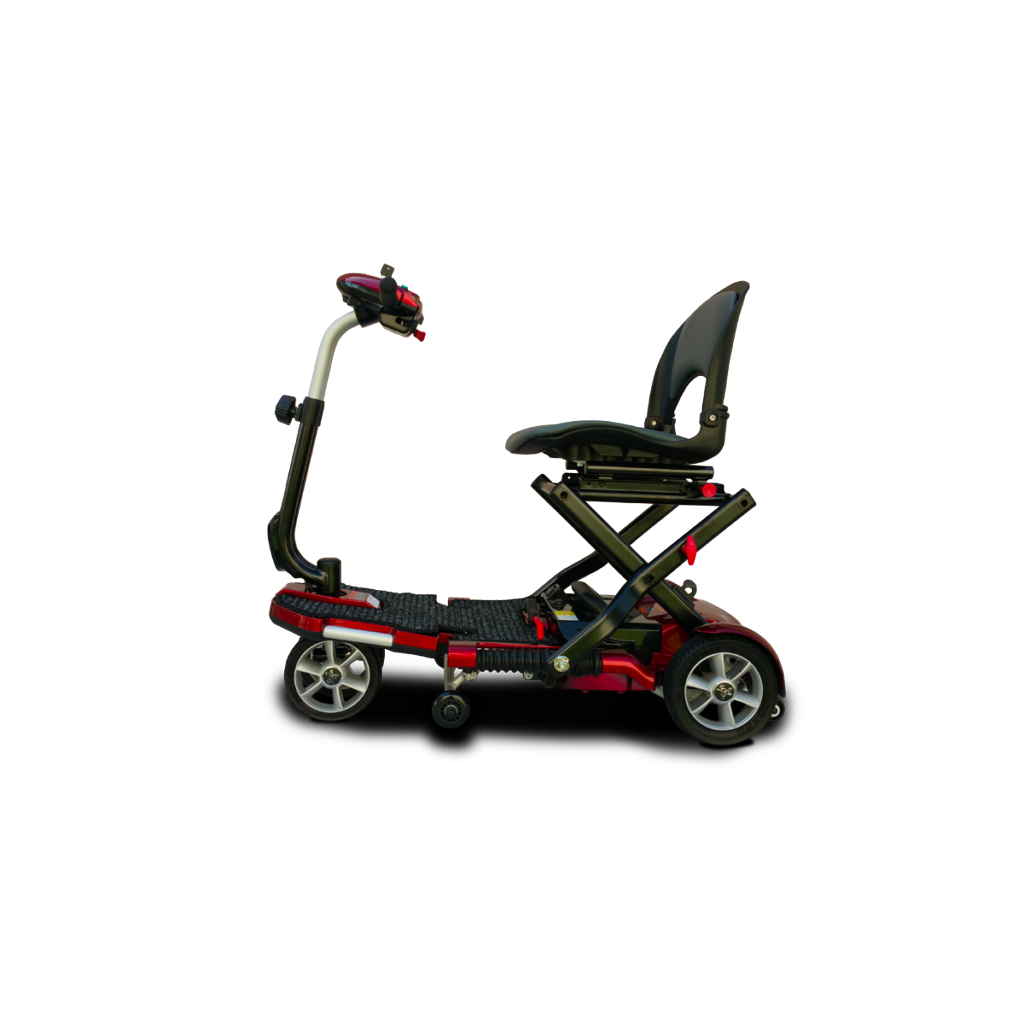 TRANSPORT PLUS Mobility Scooter - 46lbs, Foldable, Free 3 Year PEACE-OF-MIND In-Home Service*, & Free White Glove In-Home Delivery**
