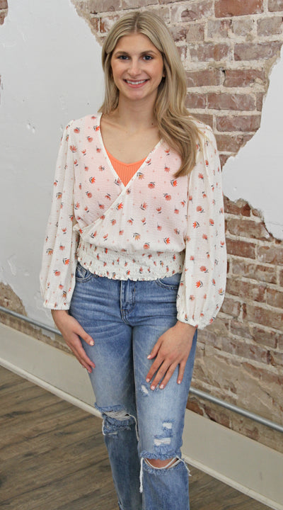 Hello Spring Blouse