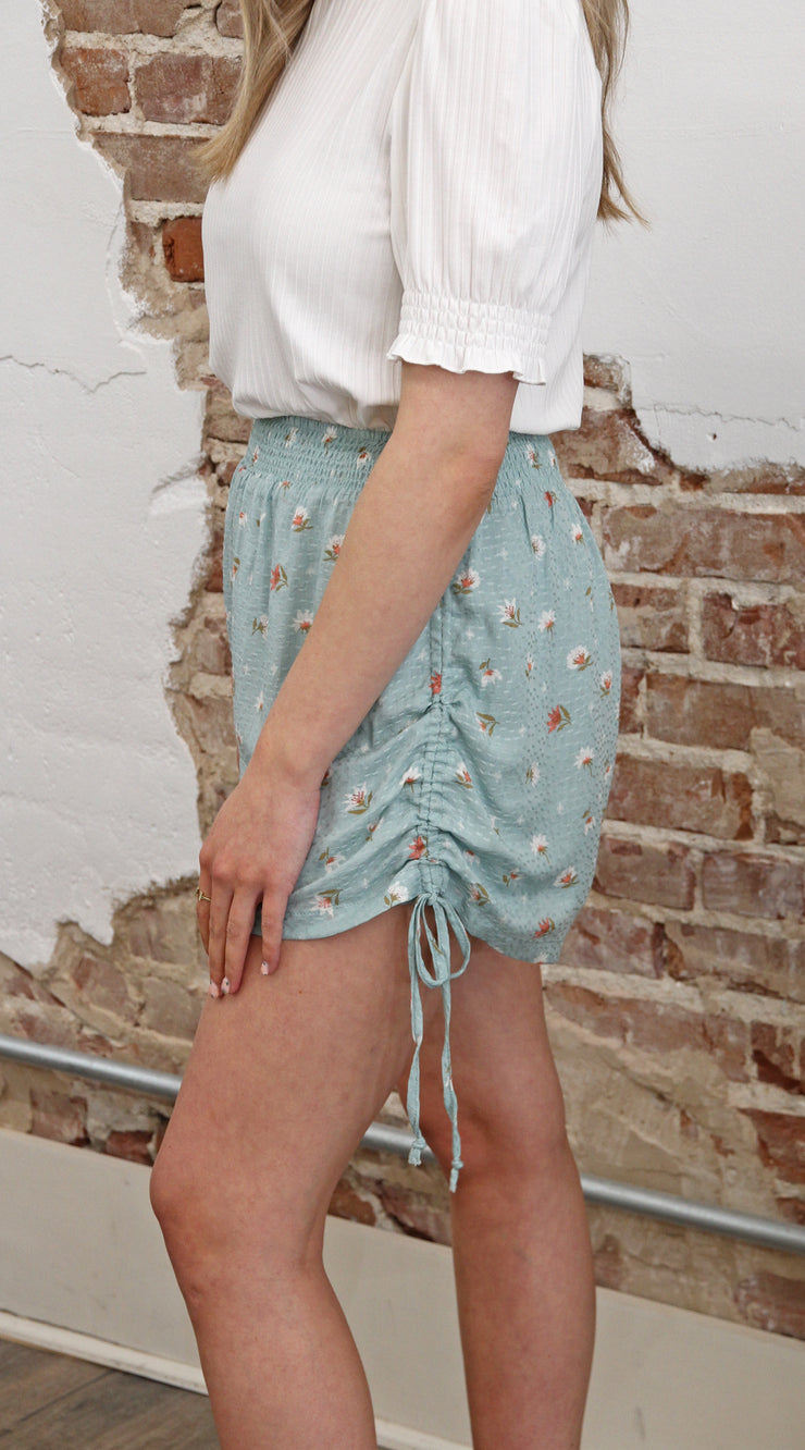 Jesye Drawstring Shorts