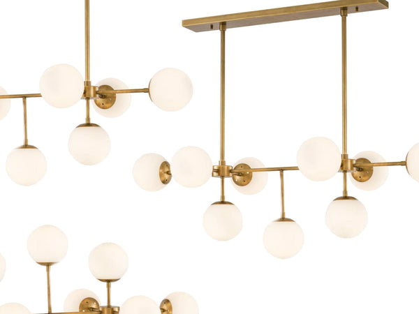 TREND! GLOBE LIGHTING