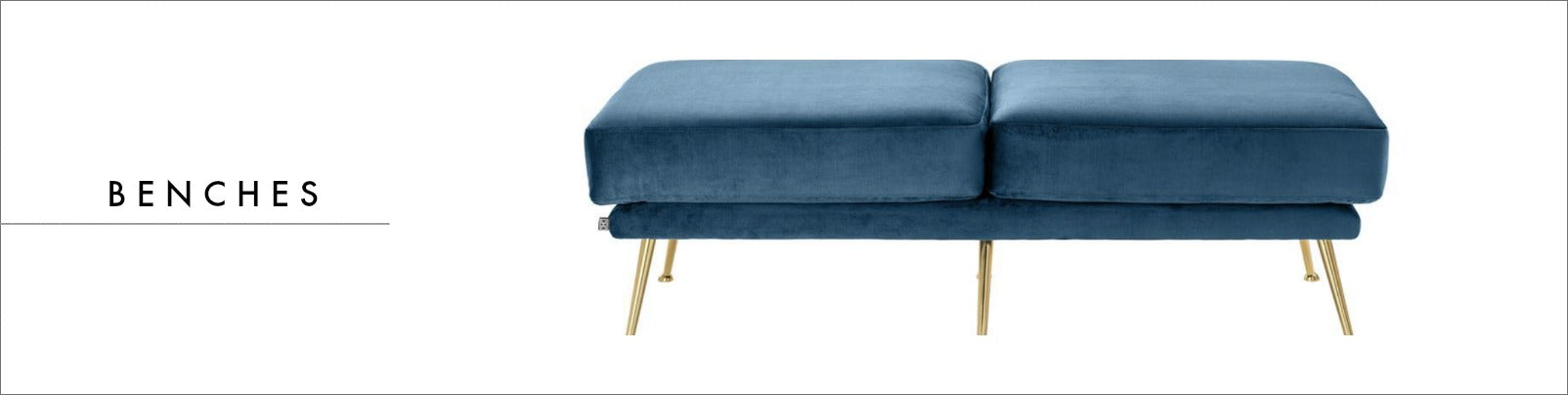 Benches | Eichholtz Living Room Furniture | OROA - Affordable Luxury Furniture Online