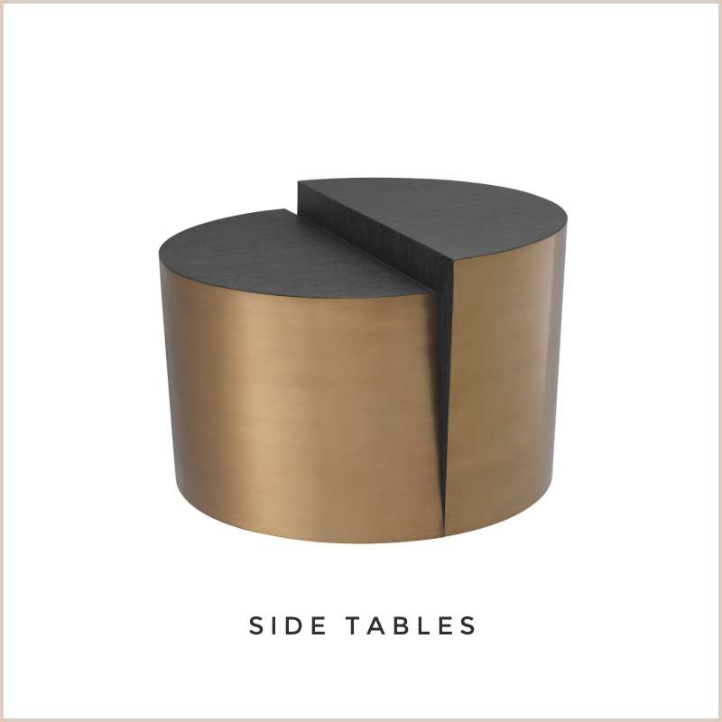 Eichholtz side tables | high point market | oroa.com
