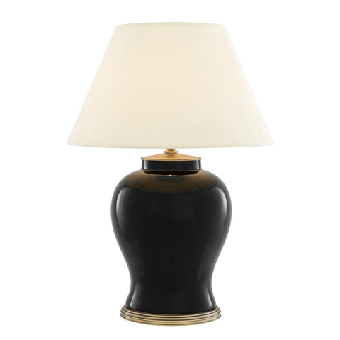 Eichholtz table lamps we love oroa crafted of glass with a wooden base our exclusive edison glass cloche table lamps are a unique tribute to the classic inventor aloadofball Image collections