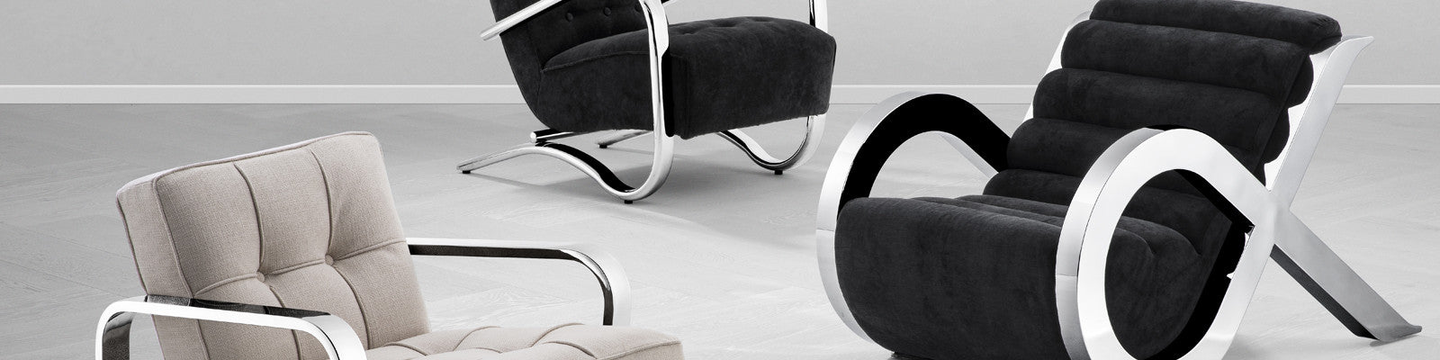 Eichholtz Lounge Chairs | OROA - Affordable Luxury Furniture Online