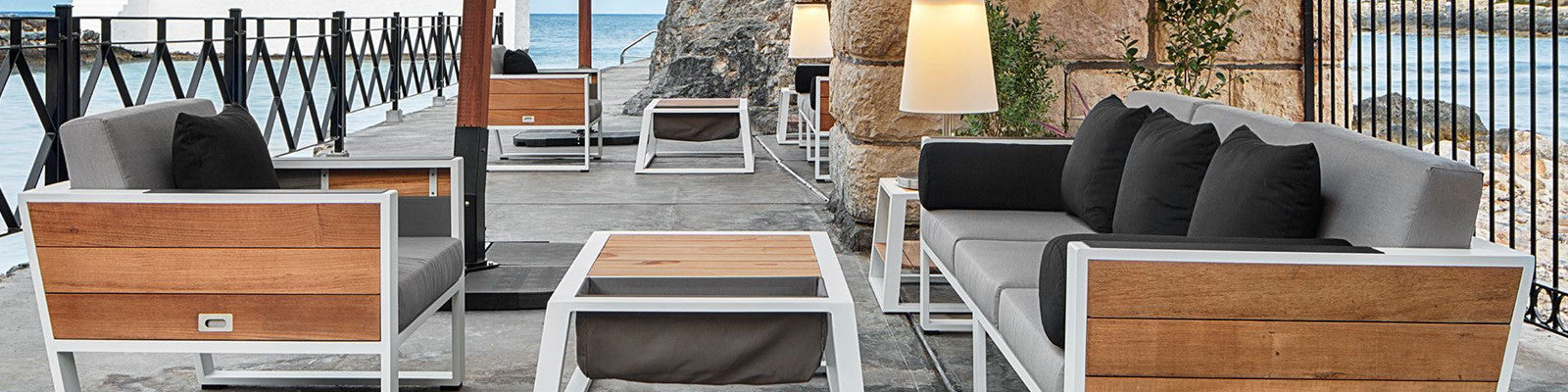Outdoor Lounge Sets | OROA - Luxury Outdoor Furniture Online