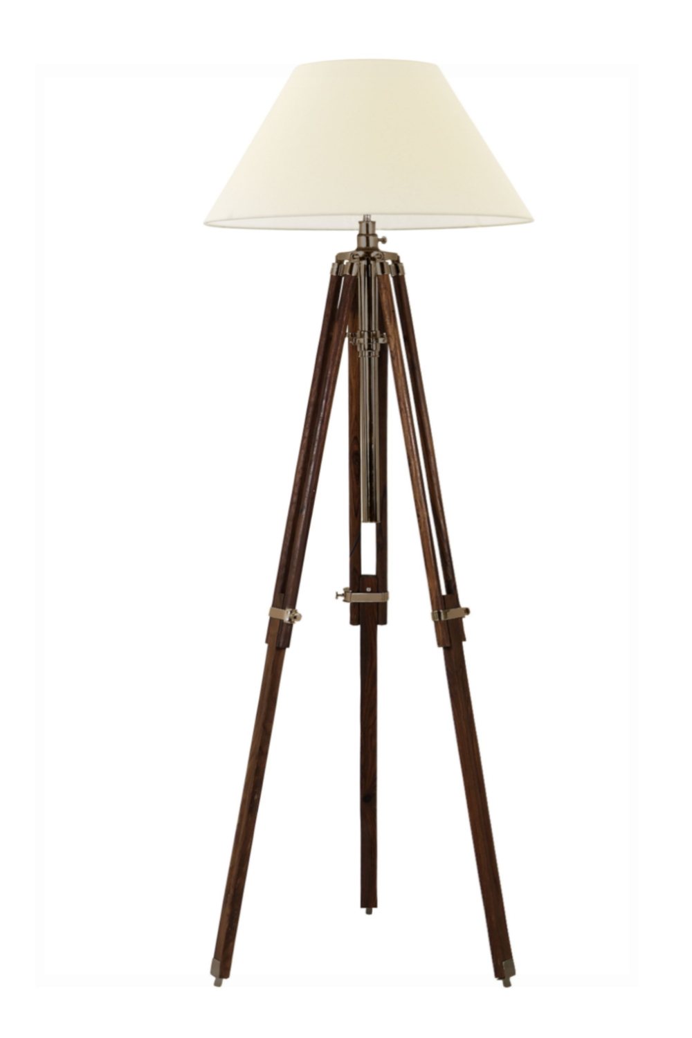 Tripod Brown Floor Lamp | Eichholtz Telescope