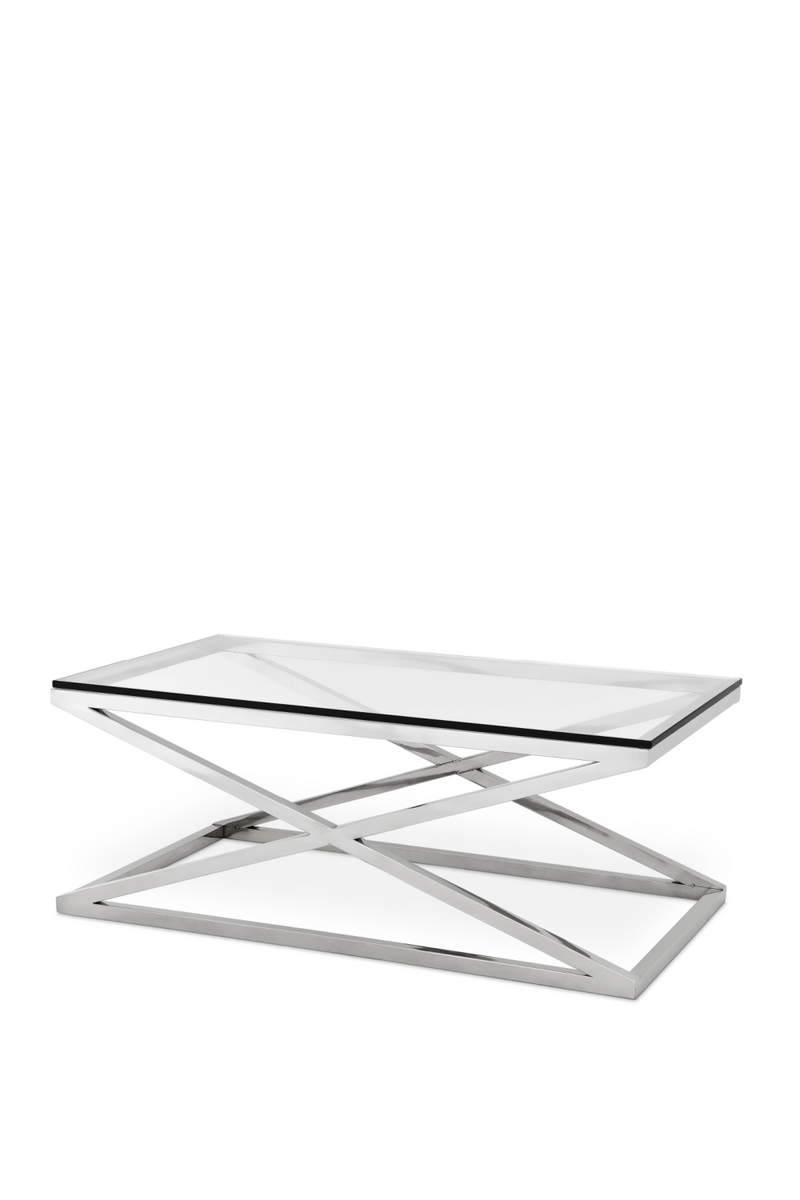 Crossed Leg Coffee Table | Eichholtz Criss Cross | OROA