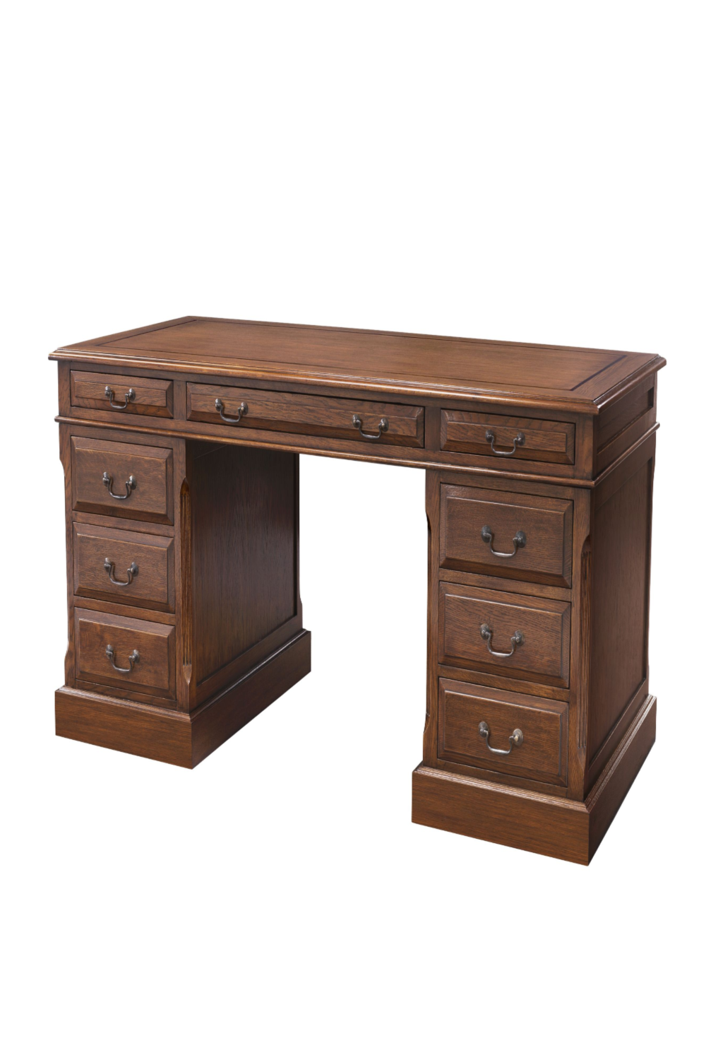 Antique Oak Desk | Eichholtz British | #1 Eichholtz Retailer