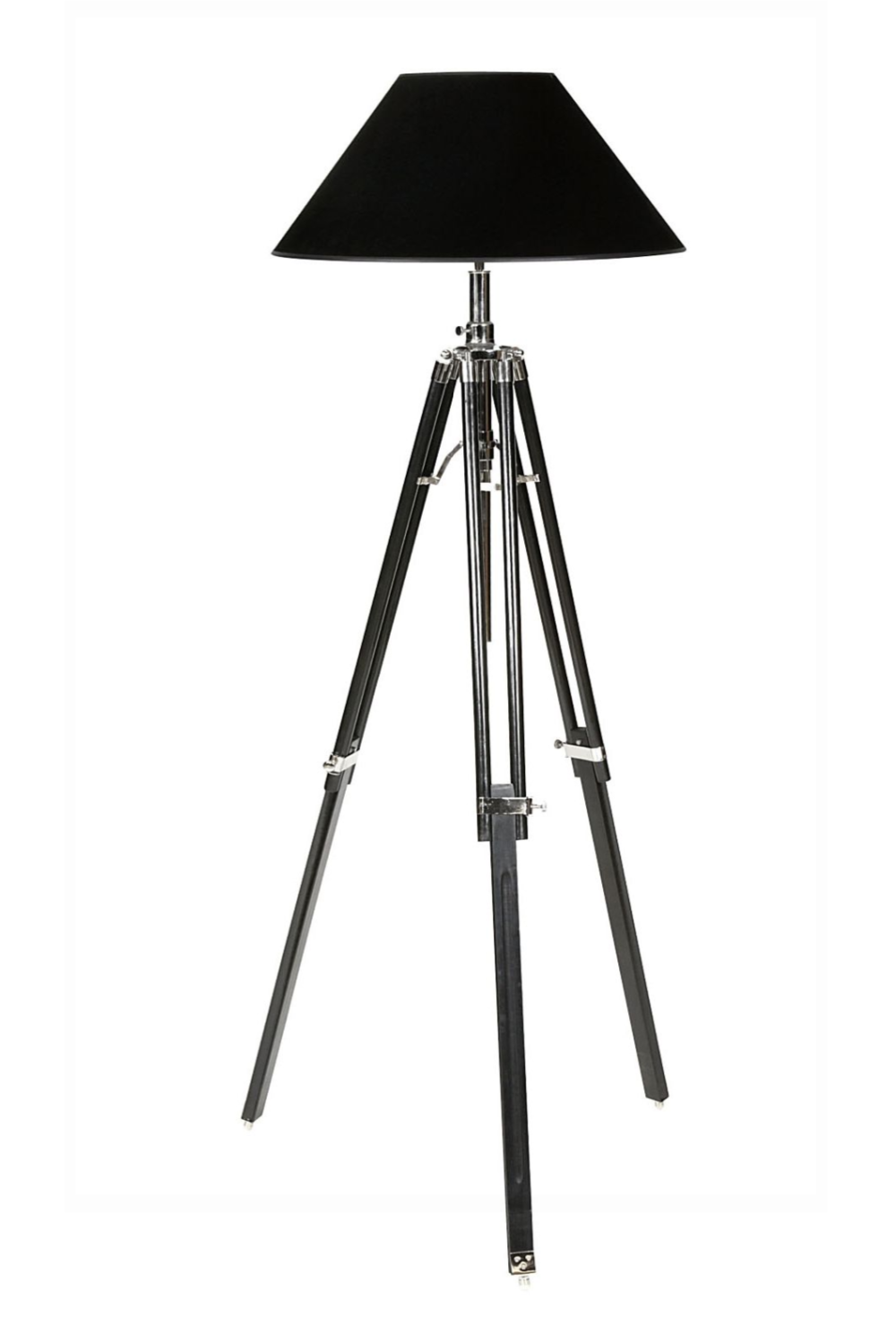 Black Tripod Floor Lamp | Eichholtz Telescope