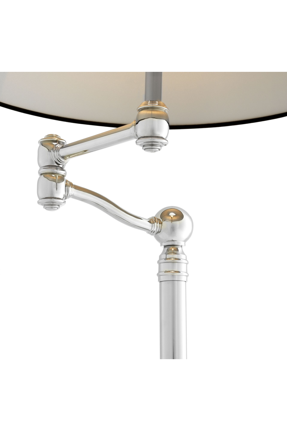 Modern Adjustable Arm Floor Lamp | Eichholtz Regis |Eichholtz Retailer