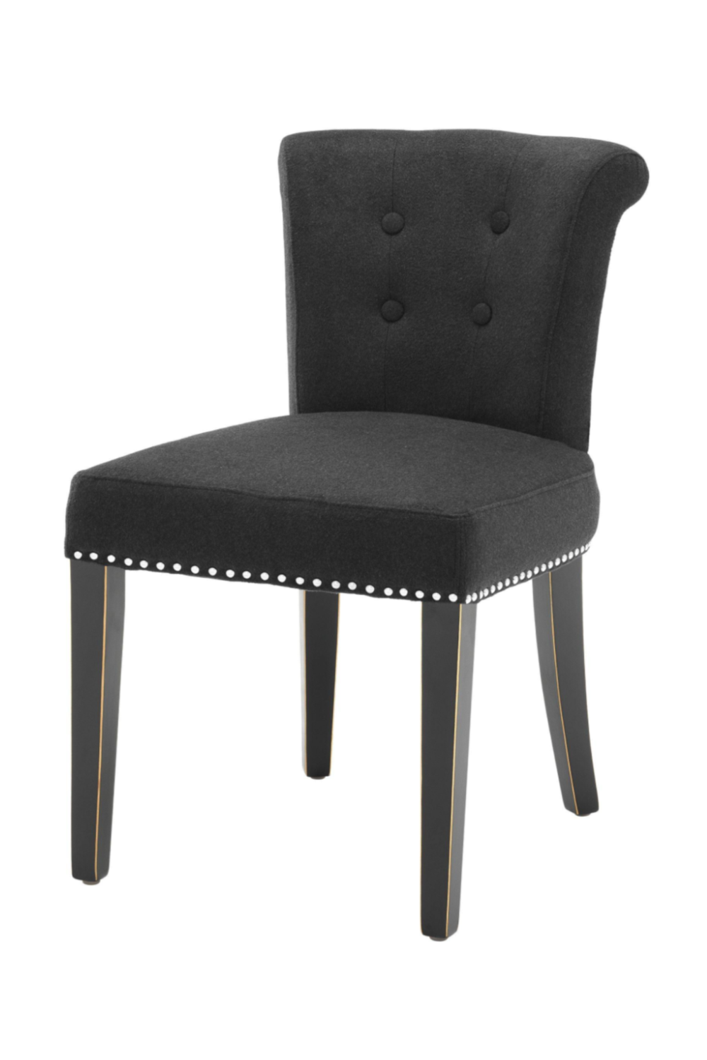 Black Dining Chair | Eichholtz Key Largo | #1 Eichholtz Retailer