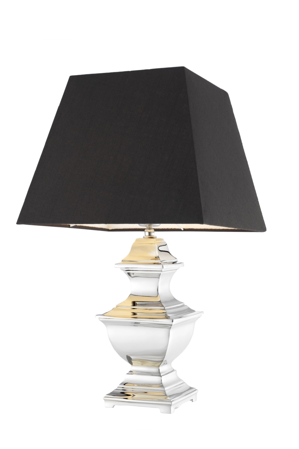 Black Shaded Table Lamp | Eichholtz Maryland | #1 Eichholtz Retailer