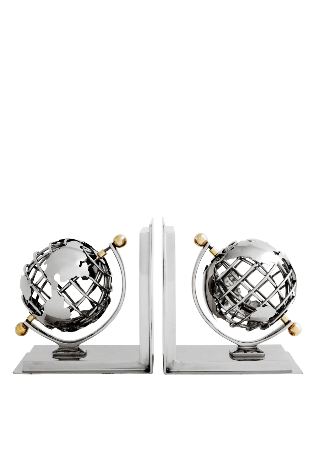 Globe Bookends set of 2 | Eichholtz | #1 Eichholtz Online Retailer